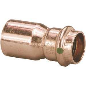 Viega 78077 ProPress 3/4 in x 1/2 in. Copper Reducer
