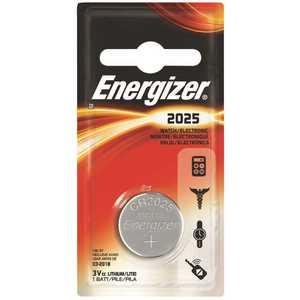 Energizer ECR2025BP 3-Volt Lithium Battery