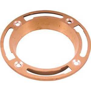 Proplus LE2 4 in. Cast Brass Deep Seal Closet Flange