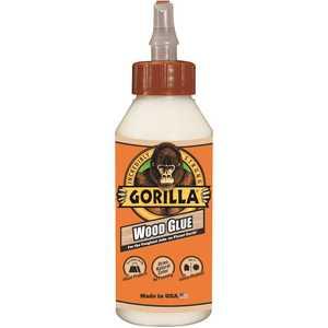 Gorilla 62000 8 oz. Wood Glue