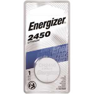 Energizer ECR2450BP 2450 Lithium Battery