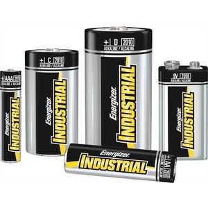 EVEREADY BATTERY EN91 AA Industrial Alkaline Battery