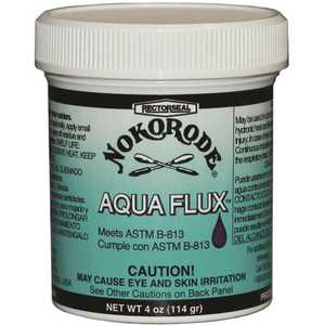Nokorode 74047 4 oz. Aqua Flux Soldering Paste