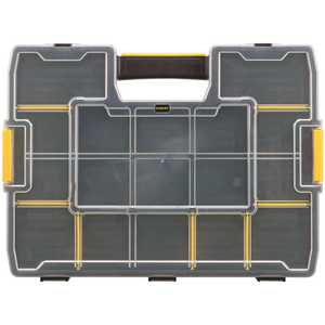 Stanley STST14027 SortMaster 15-Compartment Small Parts Organizer