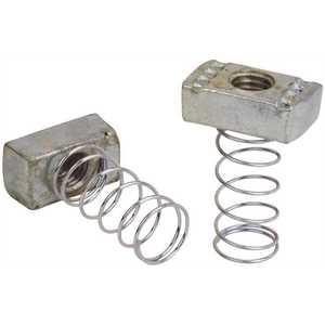 Superstrut ZA1003/8EG-10 3/8 in. Strut Channel Spring Nut