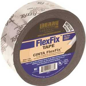 Berry Plastics 1141184 1.89 in. x 120 yd. Flexfix UL181B-FX Listed Tape