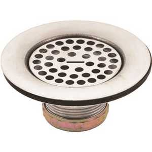 Proplus 500027 Flat Top Drain Strainer Stainless Steel