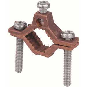 THOMAS & BETTS JJR 1/2 in. - 1 in. Ground Clamp