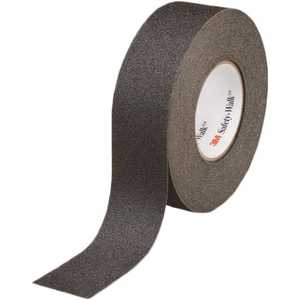3M 610 2 in. x 20 yd. Black Safety-Walk Slip-Resistant General Purpose Tapes and Treads 610