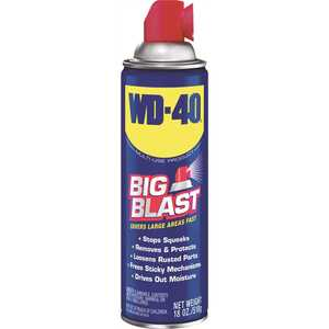 WD-40 490095 18 oz. Multi-Purpose Lube-Penetrant-CA