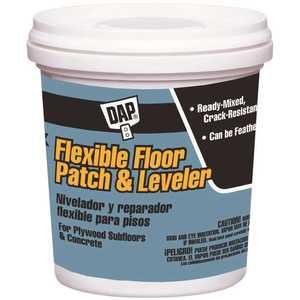 DAP 59190 Gray 128 oz. Flexible Floor Patch and Leveler