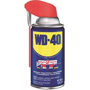 WD-40 49002 8 oz. Multi-Purpose Lube-Penetrant-CA