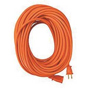 Southwire 22098803 100 ft. 16/2 SJTW Outdoor Light-Duty Extension Cord, Orange