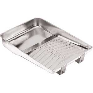 Wooster Brush 00R4020110 11 in. Metal Deluxe Roller Tray