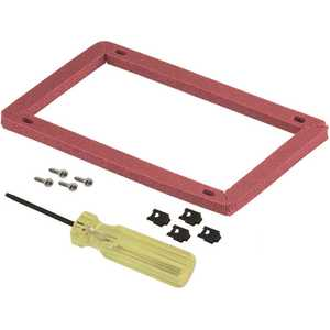 Rheem SP20063 Burner Access Door Gasket Replacement Kit for Gas Water Heaters