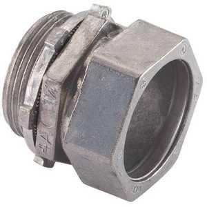 Halex 22210 1/2 in. Electrical Metallic Tube (EMT) Compression Connector