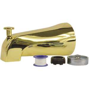 Danco, Inc 89265 Universal Tub Spout with Diverter in Polished Brass