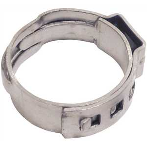 Apollo PXPC110PK 1 in. Stainless Steel PEX Barb Pinch Clamp