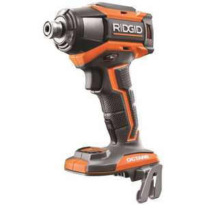 RIDGID R86039B 18-Volt OCTANE Brushless Cordless 6-Mode 1/4 in. Impact Driver (Tool Only)