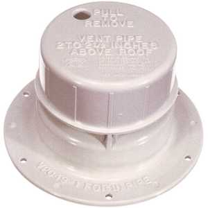 Danco, Inc 88181X Plastic Mobile/RV Home Plumbing Vent Cap