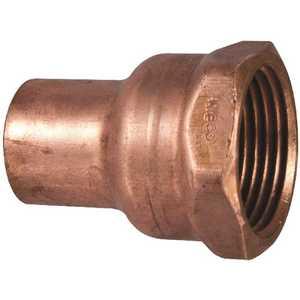 Danco, Inc C603HD3412 3/4 in. x 1/2 in. Copper Pressure Cup x Female Adapter Fitting