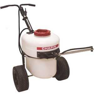 Chapin International 97902 12 Gal. Battery Operated Push Sprayer