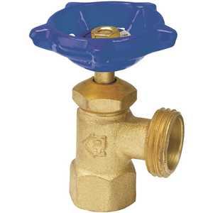 Danco, Inc VBDSTDB3EB 1/2 in. Brass FIP x MHT Boiler Drain
