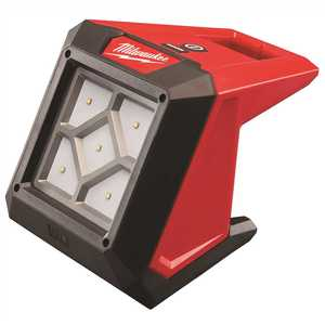 Milwaukee 2364-20 M12 12-Volt 1000 Lumens Lithium-Ion Cordless Rover LED Compact Flood Light (Tool-Only)