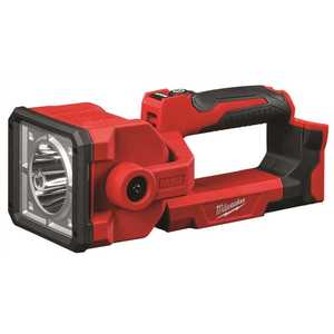 Milwaukee 2354-20 M18 18-Volt 1250 Lumens Lithium-Ion Cordless Search Light (Tool-Only)