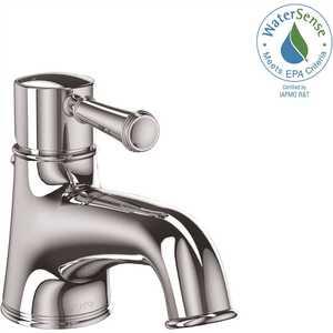 TOTO TL220SD#CP Vivian Single Hole Single-Handle Bathroom Faucet in Polished Chrome