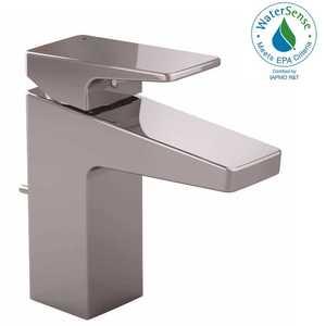 TOTO TL370SD#CP Oberon-F Single Hole Single-Handle Bathroom Faucet in Polished Chrome