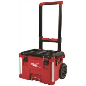 Milwaukee 48-22-8426 22 in. PACKOUT Rolling Tool Box with 9 in. Wheels