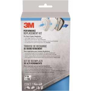3M 6023PB1-A Paint Respirator Supply Kit