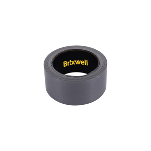 Brixwell DT2X20GRY Duct Tape Grey Professional Grade 2 Inch x 20 Yards Made in the USA