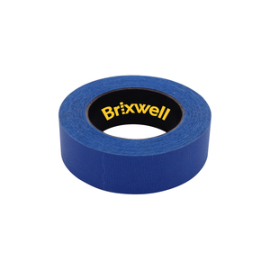 Brixwell PT11260B Pro Blue Painters Masking Tape 1-1/2 Inch x 60 Yard Made in the USA