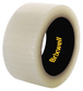 Brixwell DKH100003 Commercial Grade Clear Packing Tape 2 Inch x 110 Yard Made in the USA