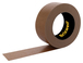 Brixwell DKH100006 Flatback Brown Paper Packing Tape 2 Inch x 60 Yard Made in the USA