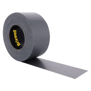 Brixwell DT3X60GRY Duct Tape Grey Professional Grade 3 Inch x 60 Yards Made in the USA