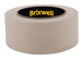 Brixwell MT20060-XCP3 3 Rolls - Pro Grade General Purpose Masking Tan Tape 2 Inch x 60 Yard Made in the USA