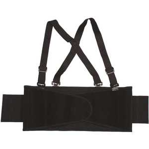 Cordova Consumer Products SB-XL Extra-Large Black Back Support Belt