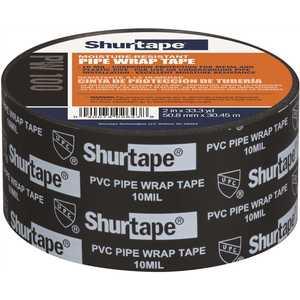 Shurtape 104779 Shurtape PW 100 Black Printed 2 in. x 33.3 yds. Item