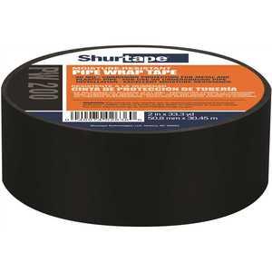 Shurtape 104903 Shurtape PW 200 Black 2 in. x 33.3 yds. Item