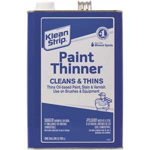WM BARR GKPT94002P Klean-Strip 1 gal. Paint Thinner