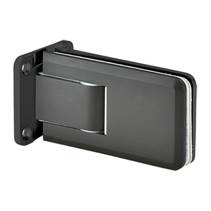 U.S. Horizon Mfg., Inc. H-CGTW-FP-OB Crown Series Wall Mount Hinge With Full Back Plate Oil Rubbed Bronze