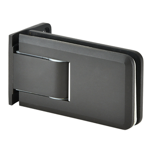 Crown Series Wall Mount Hinge With Offset Back Plate Oil Rubbed Bronze