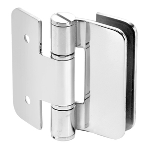 U.S. Horizon Mfg., Inc. H-IGTWO-PS Imperial Series Wall Mount Door Hinge Outswing Polished Stainless Steel