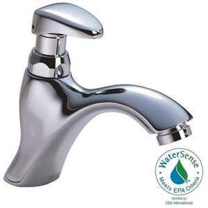 Delta 87T105 Commercial Single Hole Single-Handle Bathroom Faucet in Chrome