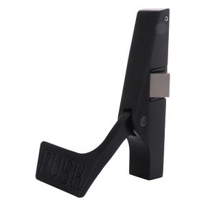 Dark Bronze 10 Series Right Hand Reverse Bevel Paddle Rim Panic Exit Device