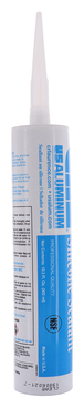 CRL 33SMRC Mildew Resistant Clear 33S Silicone Sealant