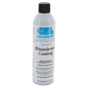 CRL BC17A Black Bituminous Paint - Aerosol